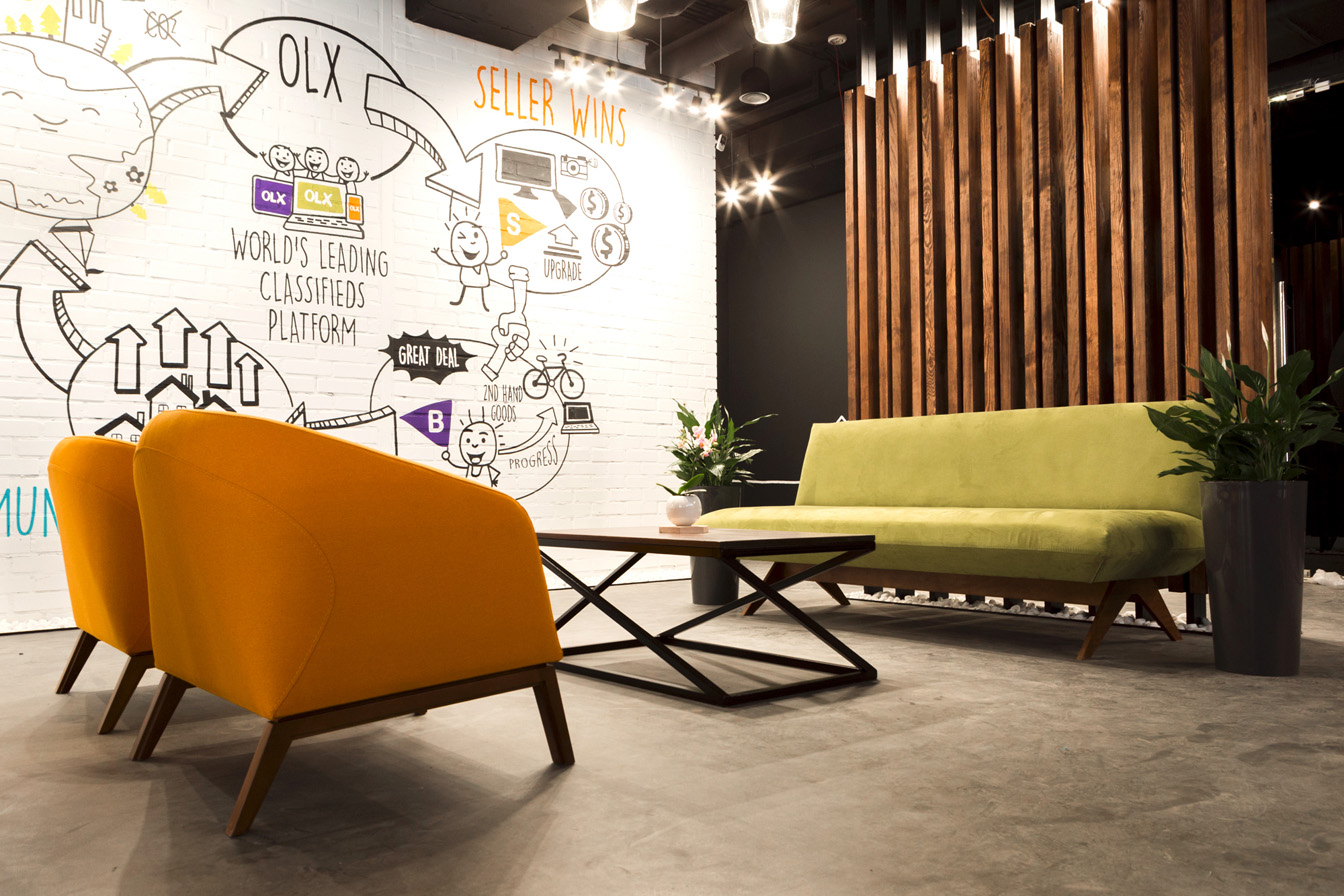 Офис OLX